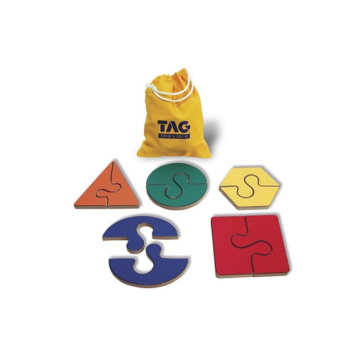 Geo Shapes Puzzles
